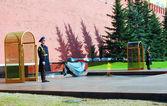 могила неизвестного солдата в москве — Стоковое фото