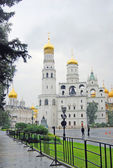 Moscow Kremlin. Ivan the Great Bell tower. — Stock Photo