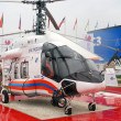 Helicopter at International Aerospace Salon MAKS-2013 — Stock Photo #30754253