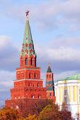 莫斯科克里姆林宫 — 图库照片