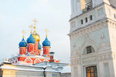 Old Moscow — Stock Photo