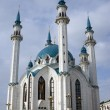 Kol Sharif mosque in Kazan Kremlin. UNESCO World Heritage Site. — Stock Photo