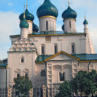 Church of Elijah the Prophet in Yaroslavl city, Russia. — Stock Photo