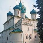 Постер, плакат: Church of Elijah the Prophet in Yaroslavl city Russia