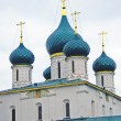 Stock Photo: Church of Elijah Prophet in Yaroslavl city, Russia.