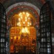 Стоковое фото: Interior of Church of Elijah Prophet in Yaroslavl city, Russia.