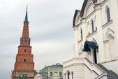 Kremlin in Kazan. — Stock Photo
