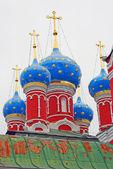 Church of Dimitry on Blood. Kremlin in Uglich. — Stock Photo