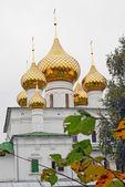 Resurrection Monastery in Uglich, Russia. — Stock Photo