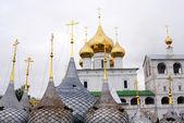 Resurrection Monastery in Uglich, Russia. — Stock fotografie