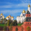 Moscow Kremlin panorama. — Stock Photo #39624251
