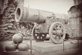 King Cannon in Moscow Kremlin — Foto Stock