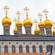 Постер, плакат: Terem Churches in Moscow Kremlin