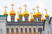 Terem Churches in Moscow Kremlin. — Stock Photo
