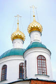 The Epiphany monastery in Uglich (Russia). — Foto de Stock