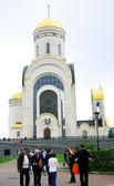 Iglesia de san jorge — Foto de Stock
