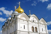 Archangel's church. Moscow Kremlin. — Stock Photo