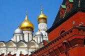 Moscow Kremlin  — Stockfoto