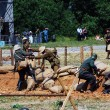 Постер, плакат: Mincer Nivelle battle reenactment