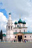 Church of Elijah the Prophet in Yaroslavl (Russia). — Stock Photo