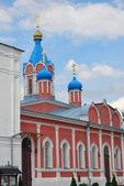 Stará pravoslavná církev. Kreml v kolomna, Rusko. — Stock fotografie