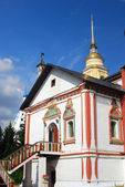 Old orthodox church. Kremlin in Kolomna, Russia. — Stock Photo
