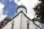 Ancienne église orthodoxe. Kremlin de kolomna, Russie. — Photo