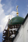 Assumption orthodox church. Kremlin in Kolomna, Russia. — Stock Photo