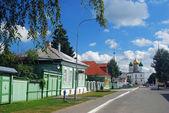 Kremlin en kolomna, rusia. — Foto de Stock