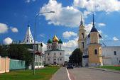 Old orthodox church. Kremlin in Kolomna, Russia. — Zdjęcie stockowe