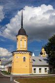 Old tower. Kremlin in Kolomna, Russia. — Zdjęcie stockowe
