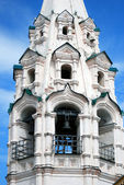 Church of Elijah the Prophet in Yaroslavl (Russia). — Stock Photo