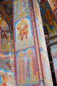 Vecchia pittura religiosa. — Foto Stock
