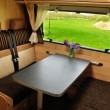 Camper interior — Stockfoto
