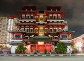 Chinesischer Tempel in Singapur — Stockfoto