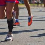 Marathon running race — Stock Photo #38288823