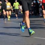 Marathon running race — Stock Photo #38288835