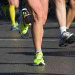 Marathon running race — Stock Photo #38288853