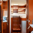 Stock Photo: RV interior