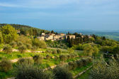 Beautiful Chianti landscape, Tuscany — Stock Photo