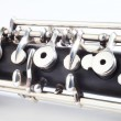 Oboe musical instruments — Stock Photo