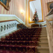 Classical vintage staircase — Stock Photo