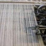 Все строки прилагается - текстильная абстракция — Стоковое фото