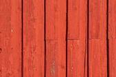 Red painted wood background — Stock Photo