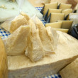 Parmesan Parmigiano Reggiano — Stock Photo