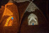 Croisés vieille forteresse caesarea israel — Photo