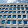 Corporate modern office building — Stock Photo
