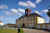 Valdemars Castle Slot Taasinge Funen Denmark — Stock Photo