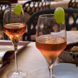 Spritz aperitif in Italy — Stock Photo