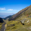 Transfagarasan in summer 2012 — Stock Photo